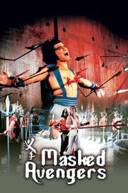 Masked Avengers (1981) จอมโหดหน้ากากทอง
