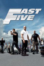 Fast and Furious 5 (2011) เร็ว…แรงทะลุนรก 5