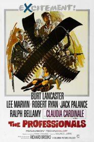 The Professionals (1966) ประกาศิต 4 จอมสังหาร
