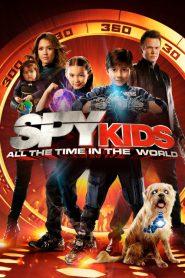 Spy Kids 4 All the Time in the World (2011) ซุปเปอร์ทีมระเบิดพลังทะลุจอ