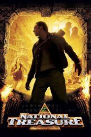 National Treasure (2004) ปฏิบัติการเดือดล่าขุมทรัพย์สุดขอบโลก