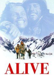 Alive (1993) ปาฏิหาริย์สุดขั้วโลก (ซับไทย)
