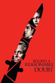 Beyond a Reasonable Doubt (2009) แผนงัดข้อ ลูบคมคนอันตราย