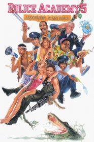 Police Academy 5 (1988) โปลิศจิตไม่ว่าง ภาค 5