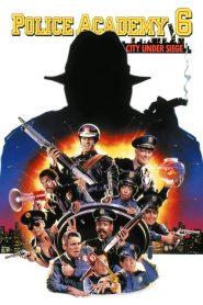 Police Academy 6 (1988) โปลิศจิตไม่ว่าง ภาค 6