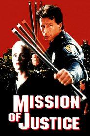 Mission of Justice (1992) ขบวนการเชือดนิ่ม