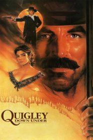 Quigley Down Under (1990) ควิกลี่ย์ สิงห์ร้ายปืนไกล