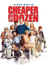 Cheaper by the Dozen 1 (2003) ครอบครัวเหมาโหลถูกกว่า ภาค 1