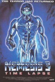 Nemesis 3 Time Lapse (1996) นัยน์ตาเหล็ก ภาค 3