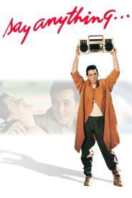 Say Anything (1989) ฝากหัวใจไปบอกรัก