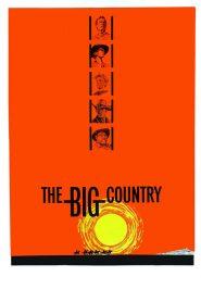 The Big Country (1958) สองสิงห์จ้าวปฐพี