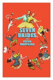 Seven Brides for Seven Brothers (1954) 7 คู่ชู้ชื่น