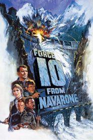 Force 10 from Navarone (1978) เดนตายนาวาโรน