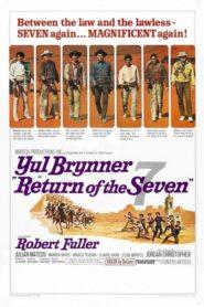 Return of the Seven (1966) เจ็ดสิงห์แดนเสือ ภาค 2