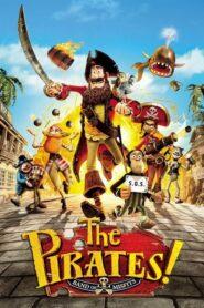 The Pirates Band Of Misfits (2012) กองโจรสลัดหลุดโลก