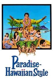 paradise hawaiian style (1966)