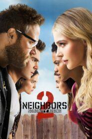 Bad Neighbours 2 (2016) เพื่อนบ้านมหา(บรร)ลัย2