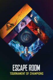 Escape Room Tournament Of Champions (2021) กักห้อง เกมโหด 2